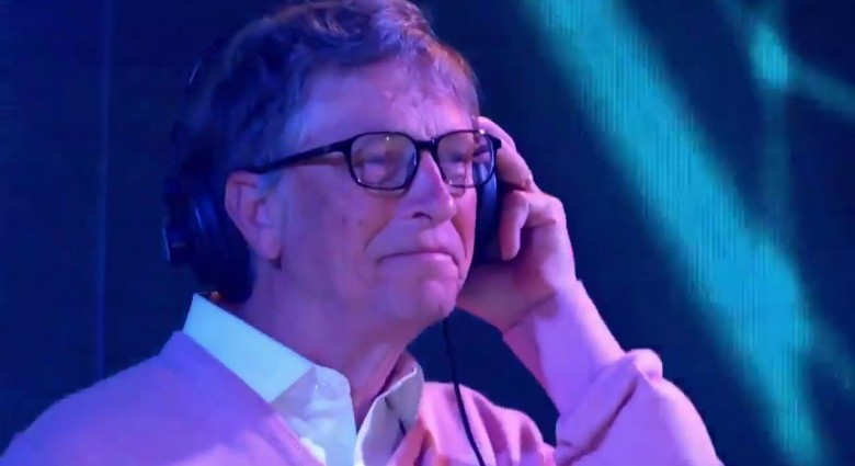 Bill Gates a jeho Windows remix