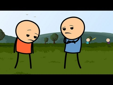 Cyanide and happiness – preteky